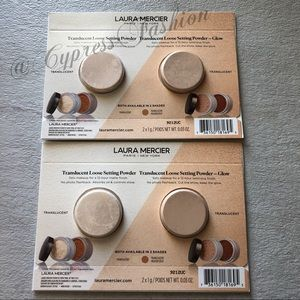 🍬 7/$15 Laura Mercier Translucent Setting Powders